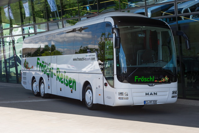 18.04.2018 – Traditionelle Buswallfahrt nach Altötting