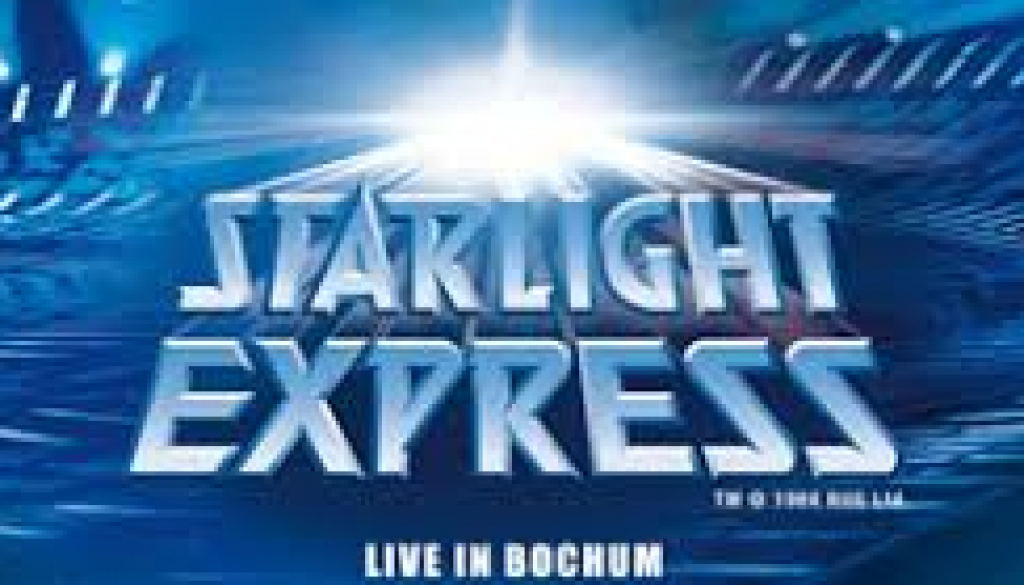 09.11. – 10.11.2019 Starlight Express in Bochum